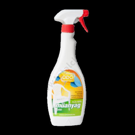 ODO Kültéri műanyag tisztító 0.75 liter
